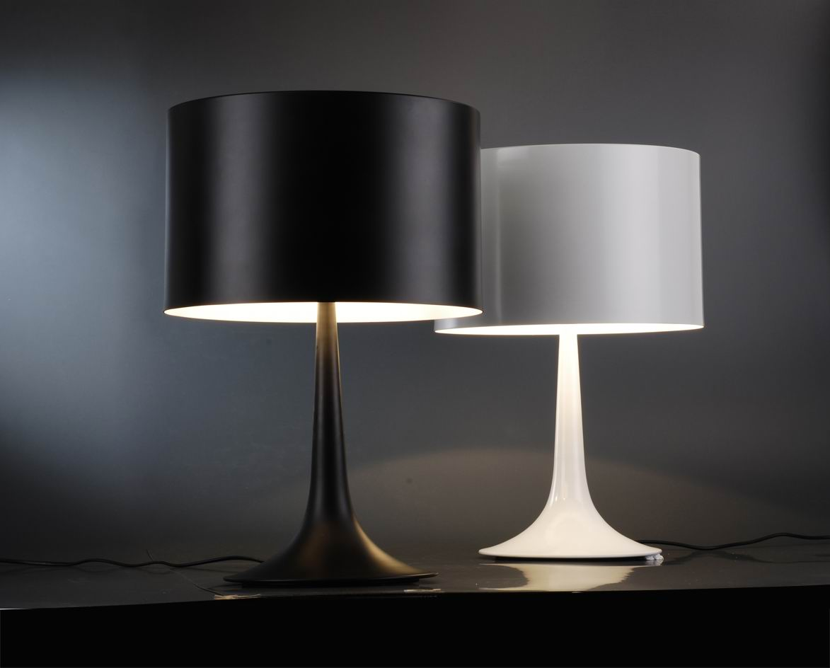 modern design table lamp | interior & exterior doors
