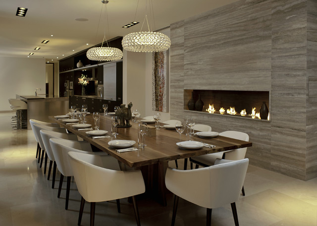 Modern Dining Room photo - 5