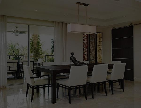 Modern Dining Room photo - 6