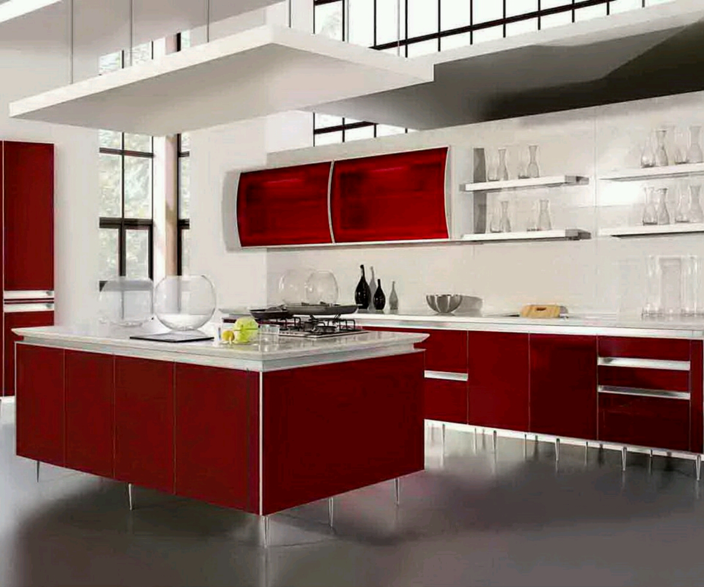 Modern Kitchen Design – Sagaponak Kitchen photo - 3