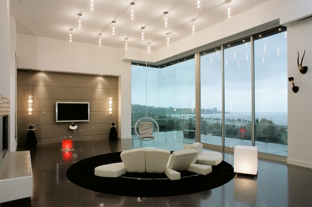 Modern Luxury Living Room photo - 3