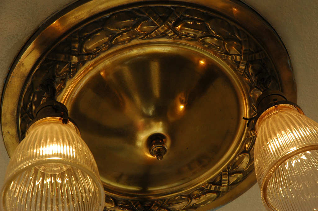 Old Ceiling Lamp photo - 3