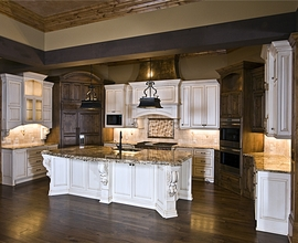 Old Fashioned Gray Kitchens photo - 6
