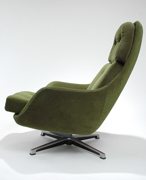 Overman Lounge Chair photo - 3