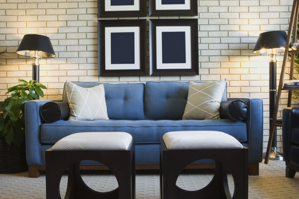 Perfect Symmetry Living Room photo - 1