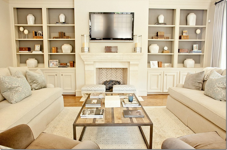 Perfect Symmetry Living Room photo - 6