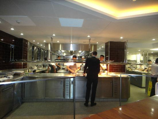 Petrus London Kitchen photo - 3