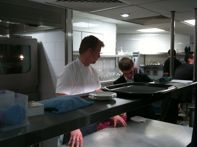 Petrus London Kitchen photo - 6