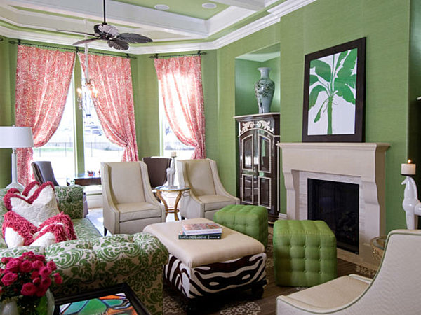 Preppy Pallete Living Room photo - 2