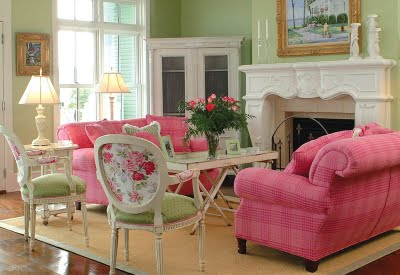 Preppy Pallete Living Room photo - 5