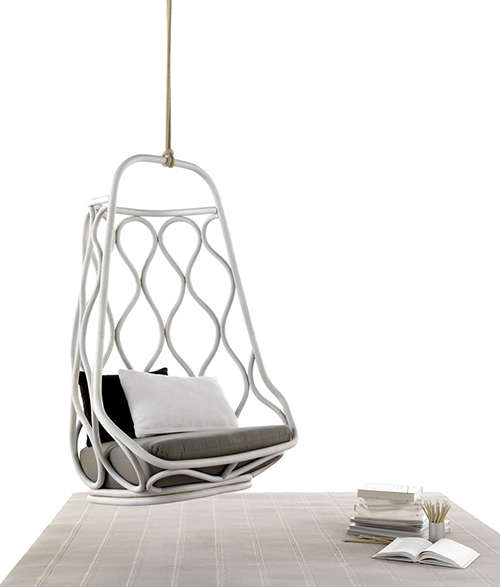 Rattan Hanging Chair by Expormim photo - 1