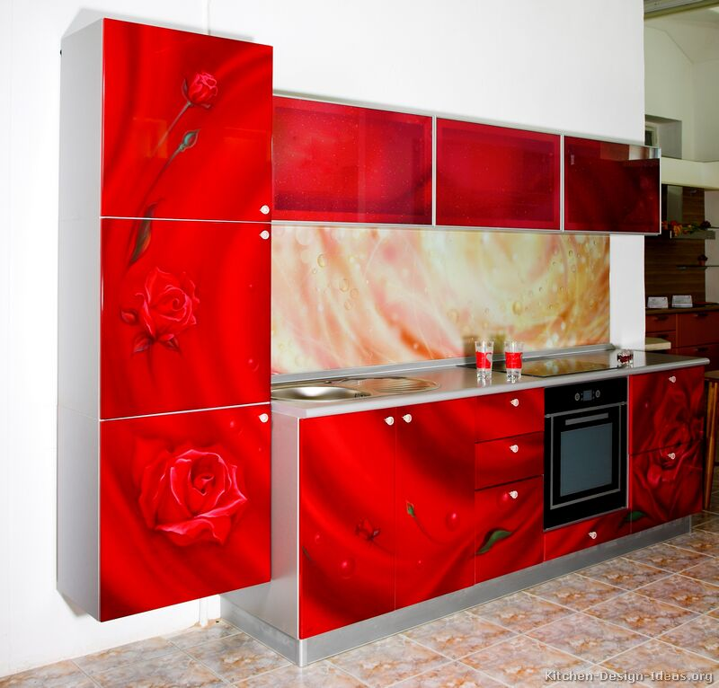 Red Kitchen photo - 5