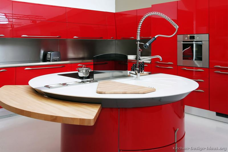Red Kitchen photo - 6