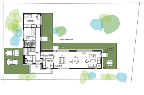 Small eco house floor plans house design plans for Eco home plans