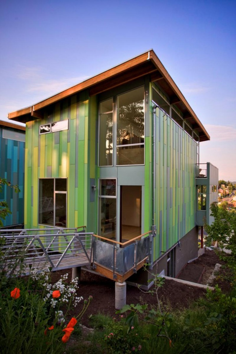 Small Eco House Designs photo - 4
