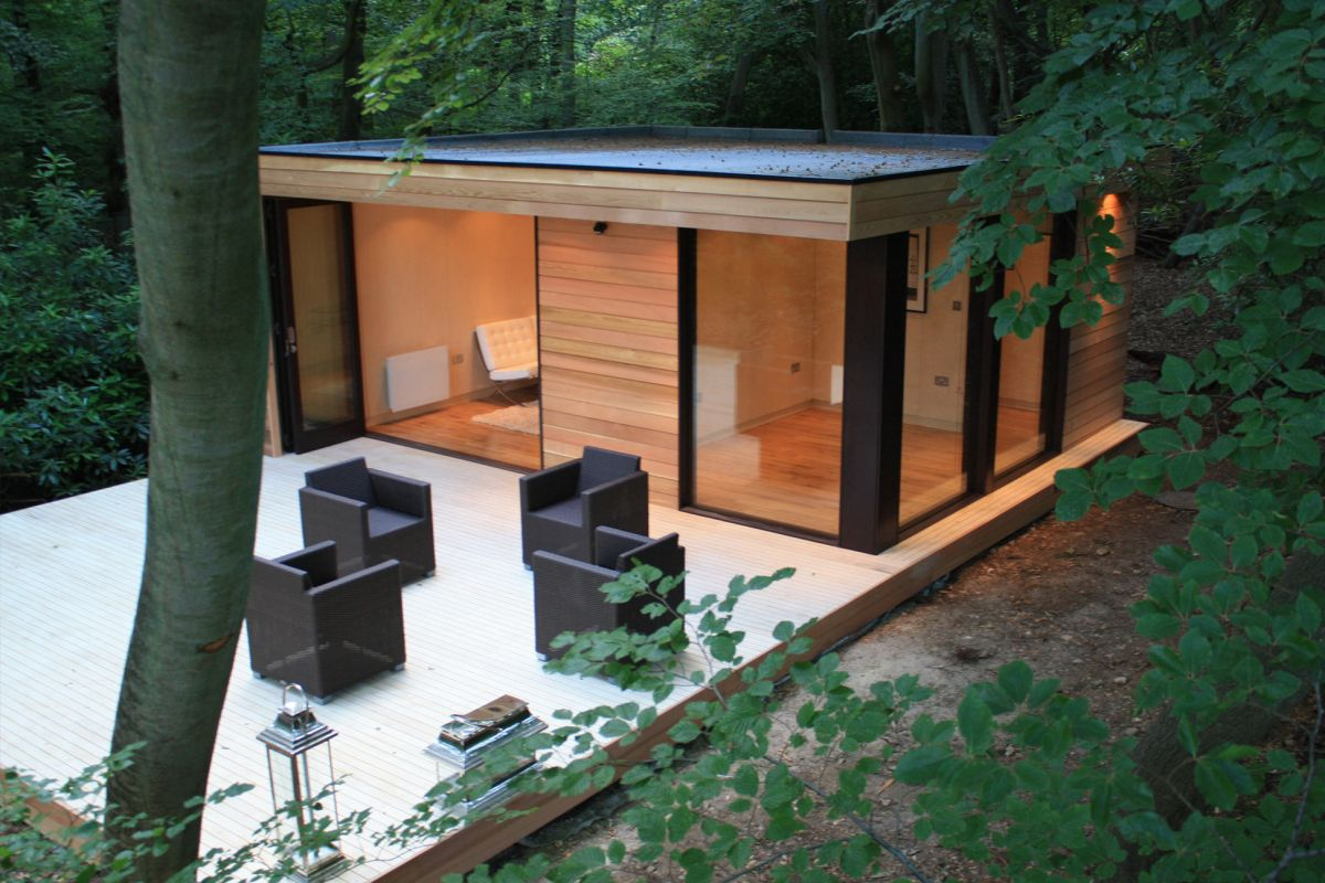 Small Eco House Designs photo - 5