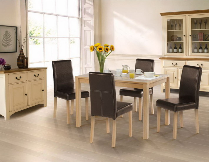 Sweet Great Simple Dining Room photo - 3