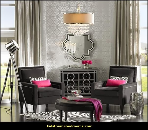 Understated Glam Living Room Idea photo - 4