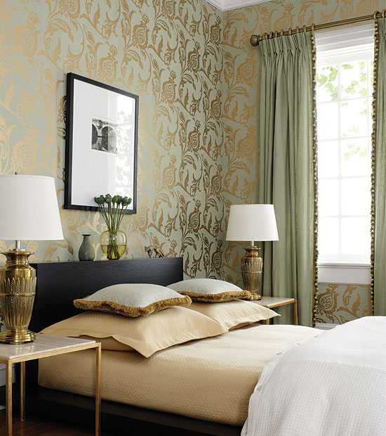 Wallpaper Room Design Ideas photo - 1