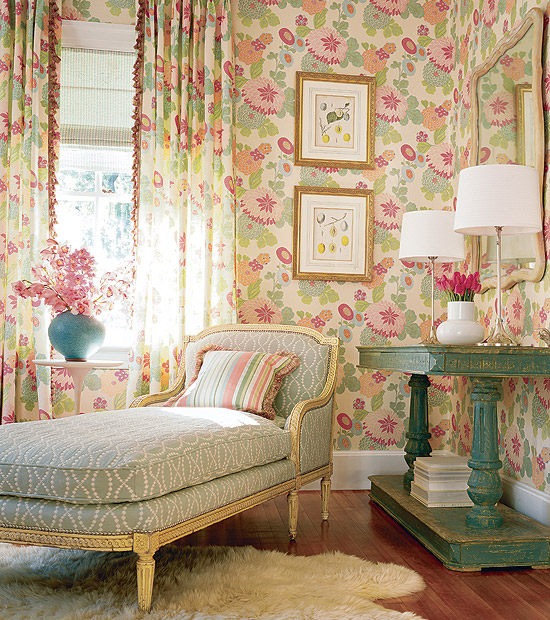 Wallpaper Room Design Ideas photo - 3
