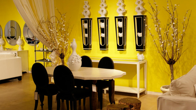 Yellow Dining Room photo - 4