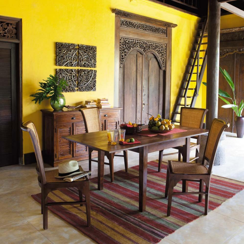Yellow Dining Room photo - 6