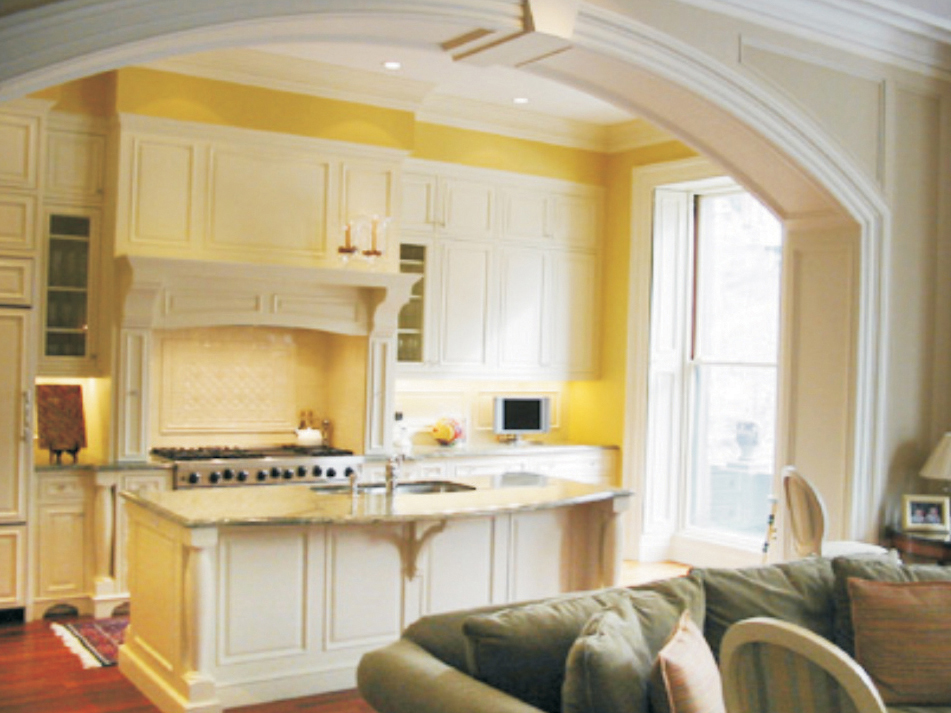 Yellow Kitchen photo - 1