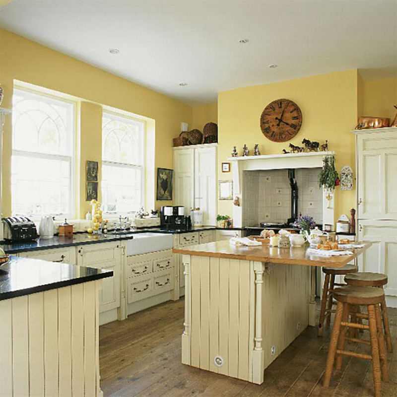 Yellow Kitchen photo - 6