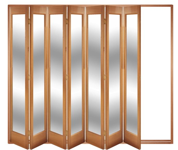 accordion folding doors photo - 5