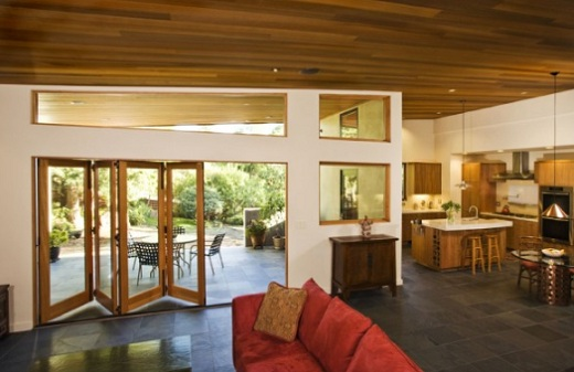 accordion patio doors photo - 3