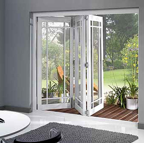 accordion patio doors photo - 5