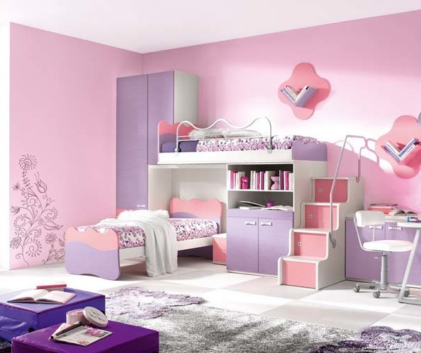 Affordable Bedroom Furniture For Girls Interior