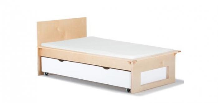 affordable modern twin beds for kids photo - 2