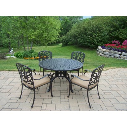 aluminum patio furniture target photo - 1