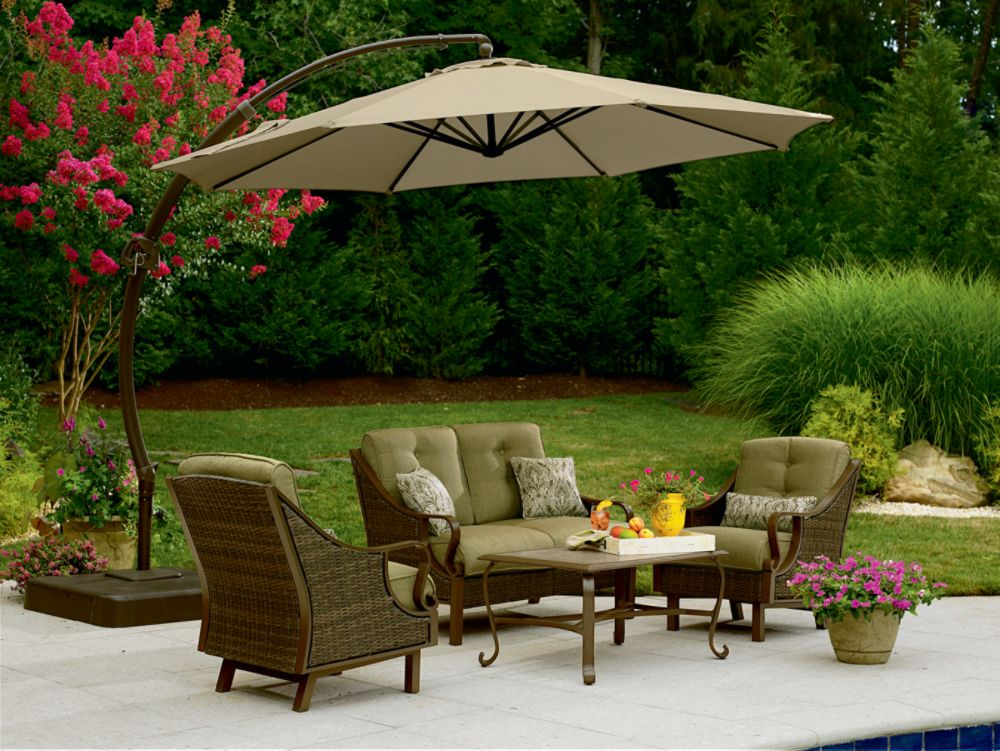 aluminum patio furniture target photo - 3