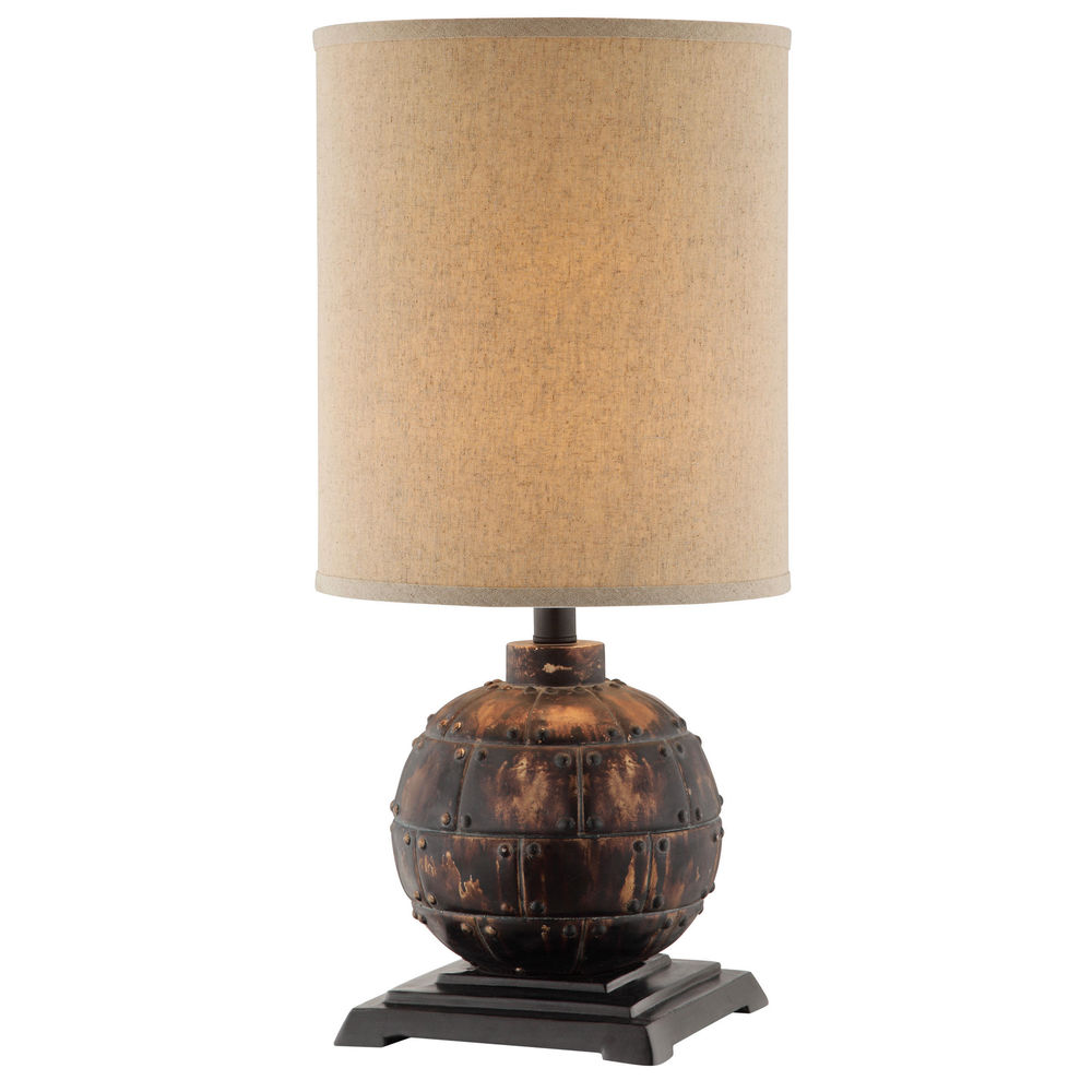 antique bedroom lamp photo - 3