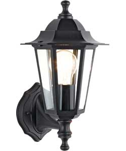 argos outdoor wall lighting photo - 5