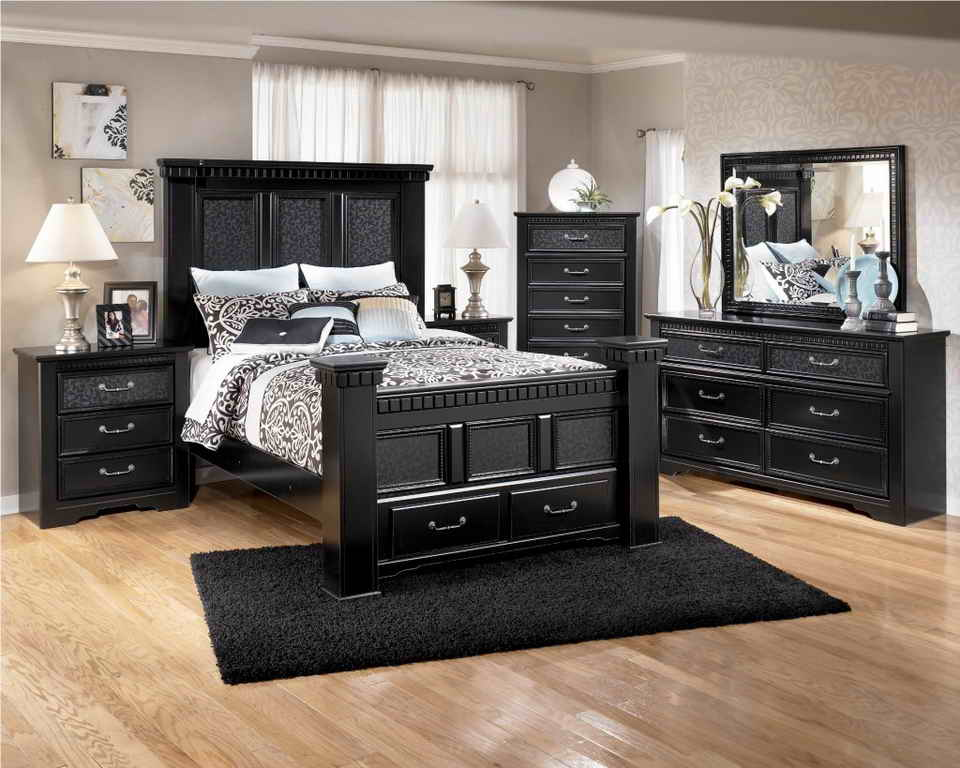 ashley furniture bedroom set quality photo - 1