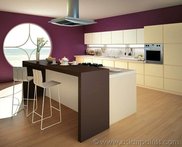 asian paints colour shades for kitchen interior exterior doors. Black Bedroom Furniture Sets. Home Design Ideas