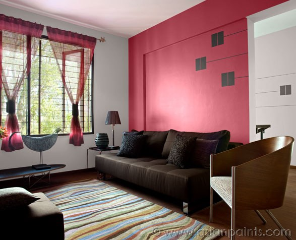 Asian Paints Colour Shades Living Room Home Designs Project Loving