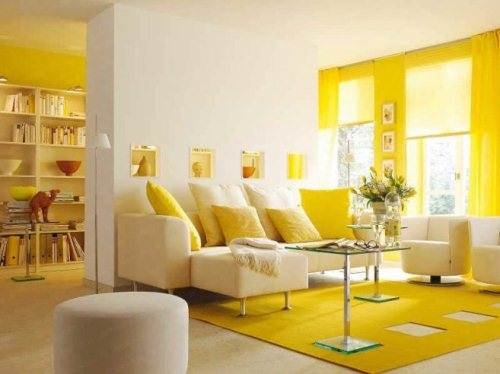 asian paints colour shades in yellow photo - 2