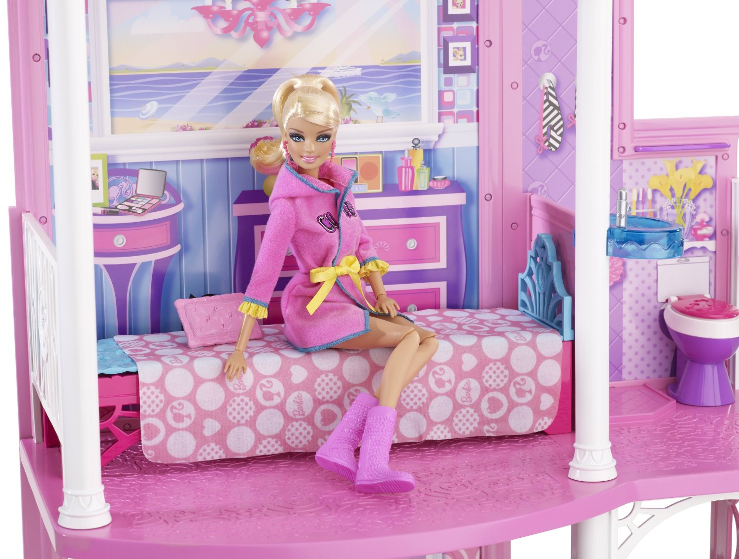 barbie bedroom for girls - photo #6