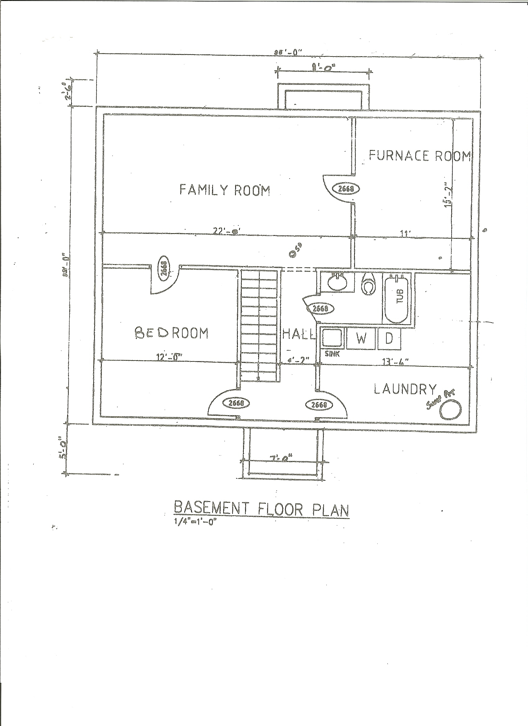 basement apartment plans ideas photo - 2