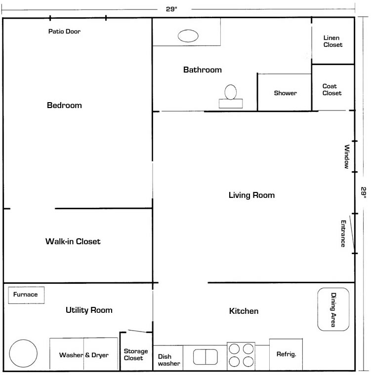 basement floor plans ideas free photo - 4
