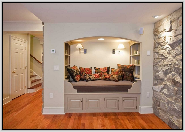 basement remodel ideas plans photo - 2