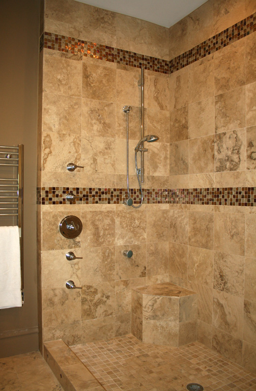 bathroom tile designs for showers photo - 1