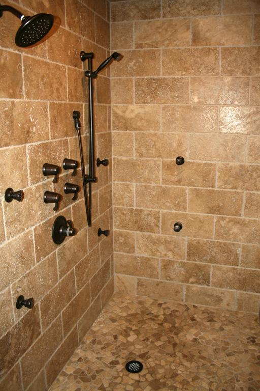 bathroom tile designs for showers photo - 3