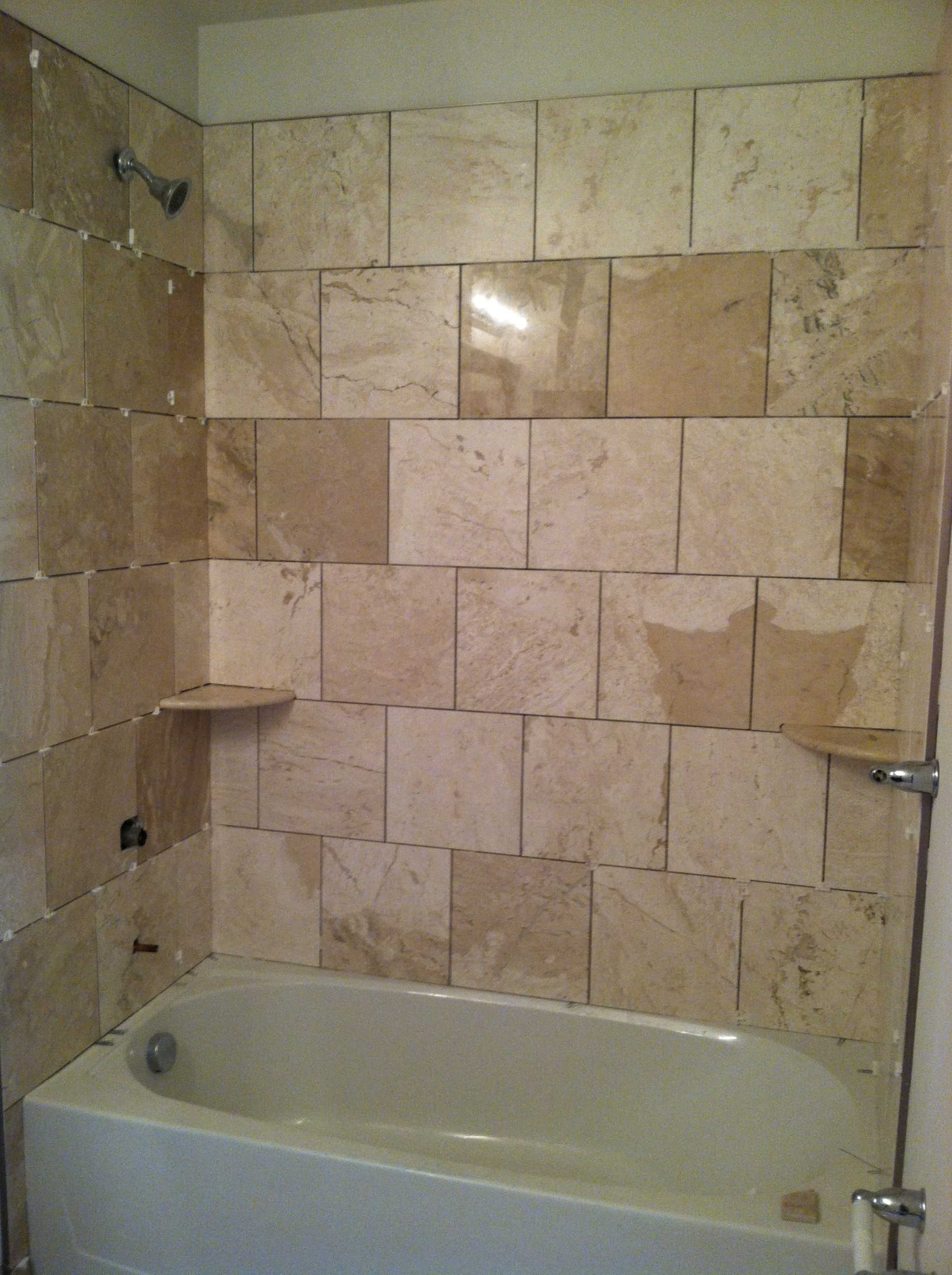 bathroom tile designs for showers photo - 6