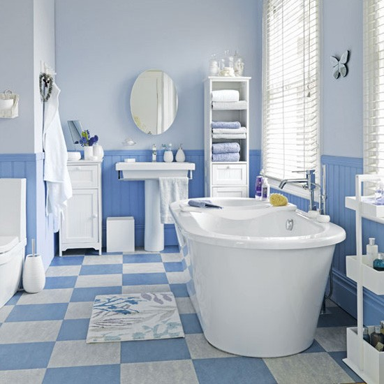 bathroom tile floor designs pictures photo - 4