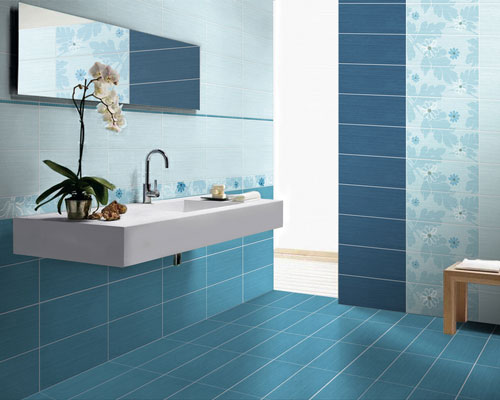 bathroom tile floor designs pictures photo - 5